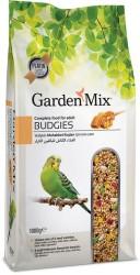 Garden Mix - Garden Mix Platin Ballı Muhabbet Kuşu Yemi 1000 Gr