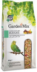 Garden Mix - Garden Mix Platin Meyveli Muhabbet Kuşu Yemi 1000 Gr