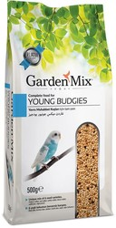 Garden Mix - Gardenmix Yavru Muhabbet Kuşu Yemi 500 Gram