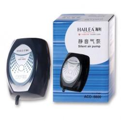 Hailea - Hailea Aco 6600 Tek Çıkıs Akvaryum Hava Motoru