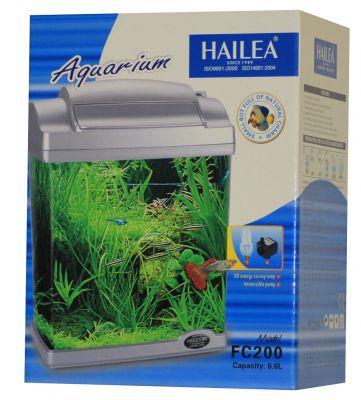 Hailea FC-200 Akrilik Akvaryum Mavi