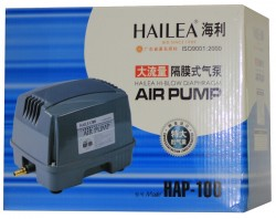 Hailea - Hailea Hap-100 Çok Çıkışlı Akvaryum Hava Motoru