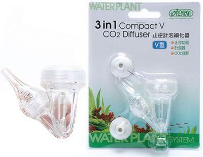 Ista 3 in 1 CO2 Diffuser Compact V Small