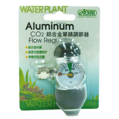 Ista CO2 Aluminum Flow Regülatör