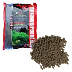 ista - Ista Karides Kumu Shrimp Soil 5,5 Ph 2 Lt