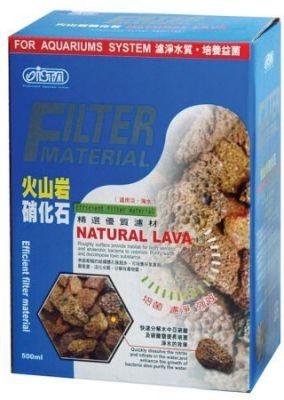 İsta Natural Lava Filtre Malzemesi 500 ml