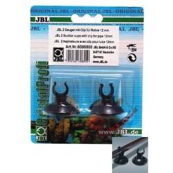 Jbl - Jbl Akvaryum Vantuzu 12 mm Klipsli