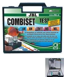 Jbl - Jbl Combiset Test Tatlı Su Akvaryum Seti 6 Test