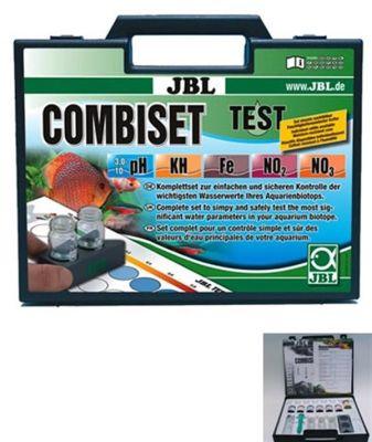 Jbl Combiset Test Tatlı Su Akvaryum Seti 6 Test