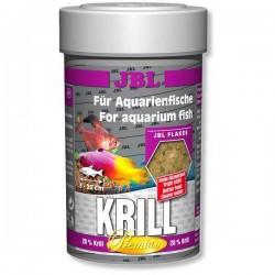 Jbl - JBL Krill Flakes Balık Yemi 100 ML