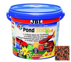 Jbl - JBL Pond Sticks 4 in 1 100 Gram