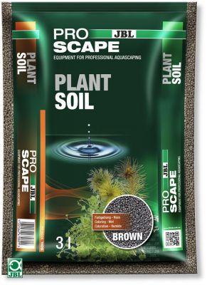 JBL Proscape Soil Bitki Kumu Kahverengi 3 L