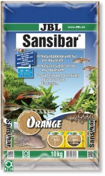 Jbl - Jbl Sansibar Orange 10 Kg Akvaryum Bitki Kumu