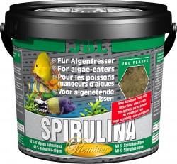 Jbl - Jbl Spirulina Flake 5,5 Lt / 950 Gram Kova