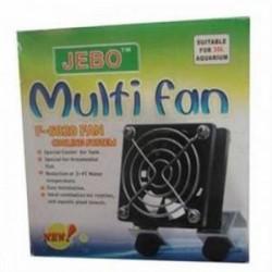 Jebo - Jebo Akvaryum Soğutucu Fan Tekli