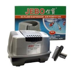 Jebo - Jebo P-100 Hava Motoru 100Lt / 75 Watt