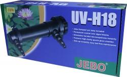 Jebo - Jebo UV-H18 Ultraviole 18 Watt Akvaryum Filtresi