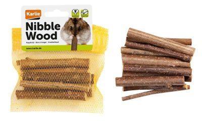Karlie Nibble Wood Doğal Kemirme Tahtası 10 Adet