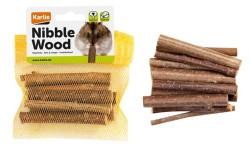 Karlie - Karlie Nibble Wood Doğal Kemirme Tahtası 10 Adet