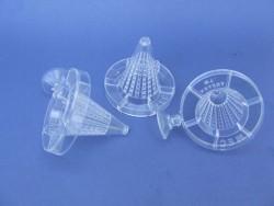 Meç - Meç Vantuzlu Plastik Kurtluk 1 Adet