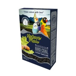 Nature Plan - Nature Plan Bird Coal Kuş Kömürü 50 Gr