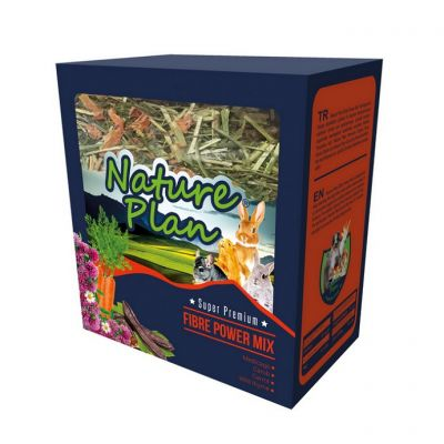 Nature Plan Fibre Power Mix 700 Gram
