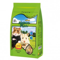 Nature Plan - Nature Plan Hamster Yemi 800 Gr