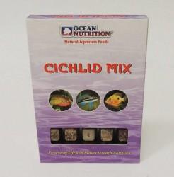 Ocean Nutrition - Ocean Nutrition Dondurulmuş Cichlid Mix 100 gr.