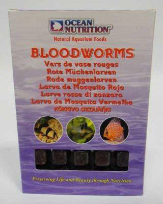 Ocean Nutrition Dondurulmuş Bloodworms Kankurdu 100 gr.