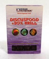 Ocean Nutrition - Ocean Nutrition Frozen Discusfood + %30 Krill 100 Gr.