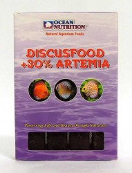 Ocean Nutrition - Ocean Nutrition Dondurulmuş Discusfood+%30 Artemia 100Gr.