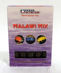 Ocean Nutrition - Ocean Nutrition Dondurulmuş Malawi Mix 100 Gr.