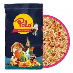Polo - Polo Meyveli Muhabbet Kuşu Yemi 20 Kg
