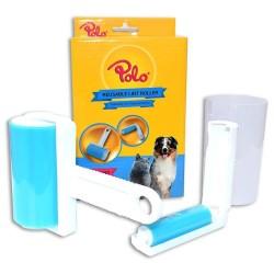 Polo - Polo Yıkanabilir Tüy Toplama Rulosu 2 li Set