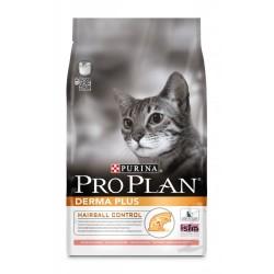 Pro Plan - ProPlan Hassas Deri ve Tüğlere Sahip Somonlu Kedi Maması 3Kg