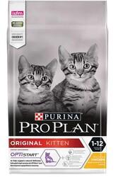Pro Plan - Pro Plan Tavuklu ve Pirinçli Yavru Kedi Maması 3 KG