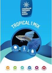 Rdm - Rdm Dondurulmuş Tropical 1 Mix 100 Gr 35 Adet
