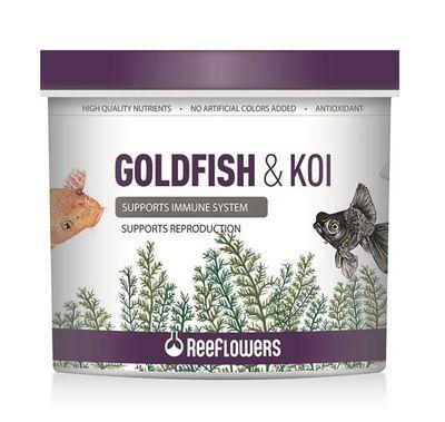 Reeflowers Goldfish Koi Granül Balık Yemi 250 ML