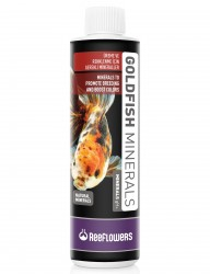 ReeFlowers - ReeFlowers GoldFish Minerals gH 250 ml