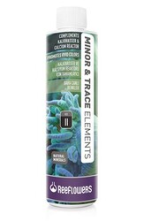 ReeFlowers - Reeflowers Minor Trace Elements 500 ML