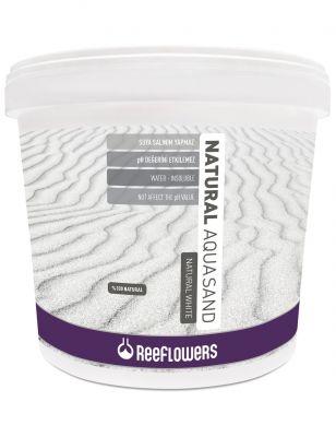 ReeFlowers Natural AquaSand Akvaryum Kumu 25Kg 0.5-1mm