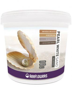 ReeFlowers Pearly White Sand Akvaryum Kumu 25Kg 0,5-1 mm