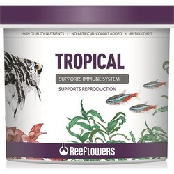 ReeFlowers - Reeflowers Tropical Granulat Balık Yemi 150 ML