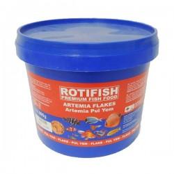 Rotifish - Rotifish Artemia Pul Yem 750 Gr. Kova