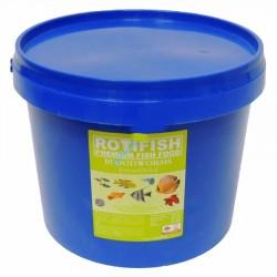 Rotifish - Rotifish BloodWorms Kan Kurdu 450 Gr. Kova