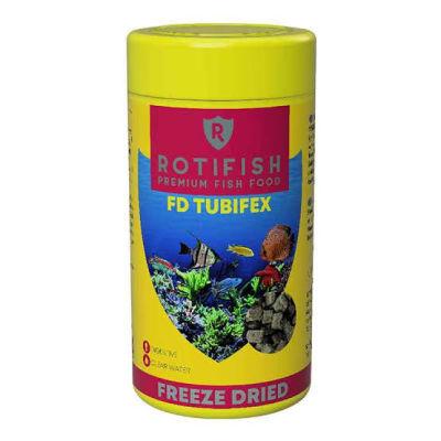 Rotifish Fd Tubifex Worms 100 ML