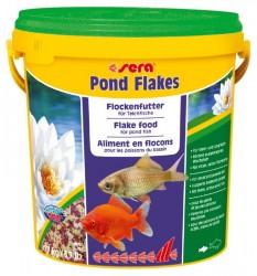 Sera - Sera Bio Flakes Japon Balığı Yemi 10000 ML