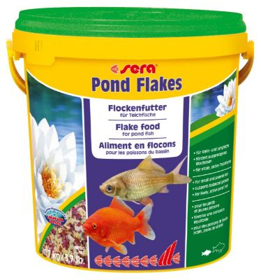 Sera Bio Flakes Japon Balığı Yemi 10000 ML