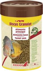 Sera - Sera Discus Granulat Nature 100 ML/48 Gr.