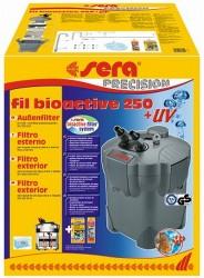 Sera - Sera Fil Bioactive 250+UV Dış Filtre 750Lt/Sa